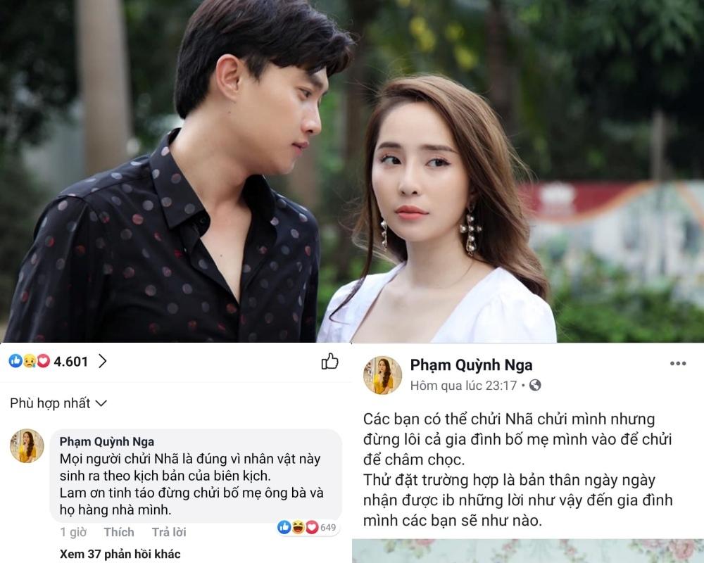 Sao Việt bị 'ném đá' tơi bời vì diễn quá đạt vai phản diện