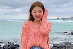 Hot girl mắt một mí Hàn Quốc nổi tiếng với biệt danh 'nàng tiên'