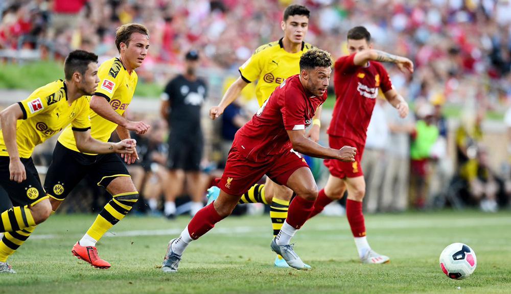 Liverpool,Borussia Dortmund,ICC