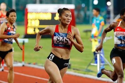 Quách Thị Lan nhận HCV ASIAD 2018 vì đối thủ dính doping