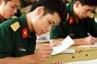 Đối tượng được ưu tiên xét tuyển vào trường quân đội năm 2021