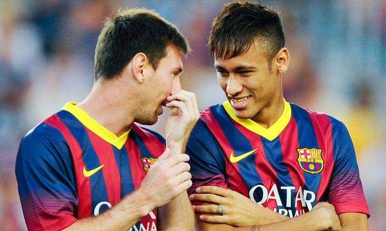 Messi,Neymar,Barca