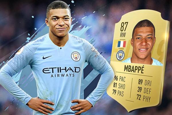 MU lép vế Milan, Man City giành Mbappe
