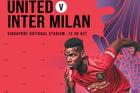 MU 0-0 Inter: Đội hình Quỷ đỏ cực mạnh (H1)