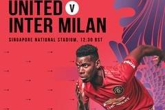 MU 0-0 Inter: Quỷ đỏ ép sân toàn diện (H1)