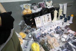 Cảnh sát Hong Kong phá vỡ đường dây sản xuất thuốc nổ lớn