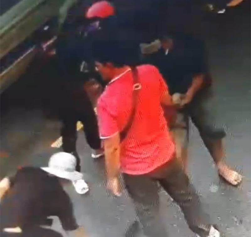 nổ súng,truy sát,Tiền Giang,giang hồ