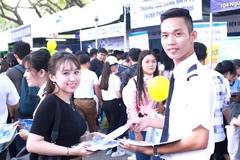 Điểm sàn xét tuyển Học viện Hàng không Việt Nam cao nhất 19