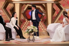 Nam diễn viên 'méo mặt' vì màn tố chồng của cô vợ xinh đẹp
