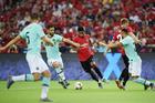 MU 0-0 Inter: Rashford bỏ lỡ khó tin (H1)