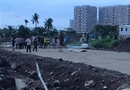 Hai bé trai bị điện giật chết ở Sài Gòn do đơn vị thi công cẩu thả