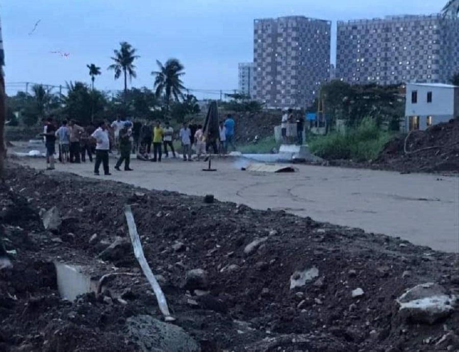 2 bé trai bị điện giật tử vong tại công trình xây dựng ở Sài Gòn