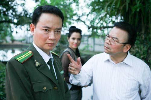 Diễn viên Tùng Dương