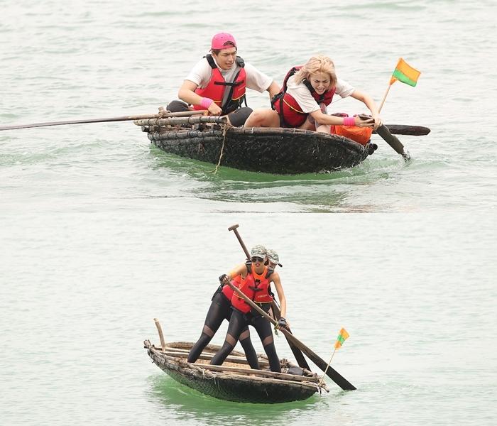 Cuộc đua kỳ thú,Đỗ Mỹ Linh,Lê Xuân Tiền,H'Hen Niê,S.T Sơn Thạch,Bình An