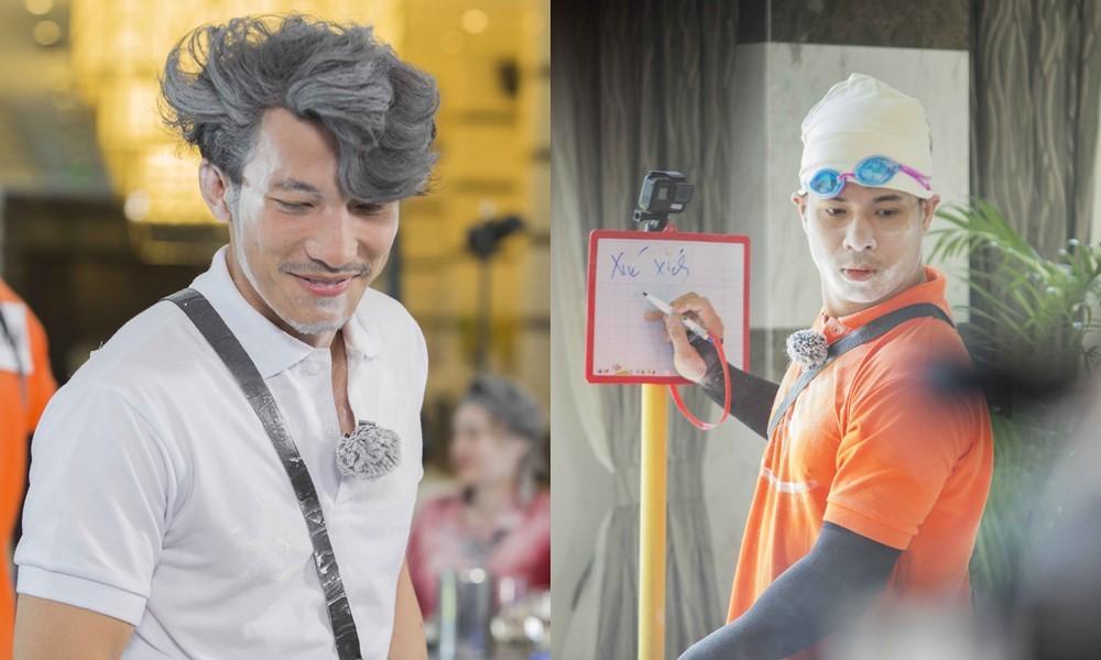 Vượt qua 6 sao nam, Lan Ngọc chiến thắng Running Man mùa 1