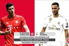 Link xem Real Madrid vs Bayern Munich: Thuốc thử liều cao