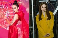 Angela Phương Trinh tái xuất lộng lẫy, Hương Giang diện áo quá khổ