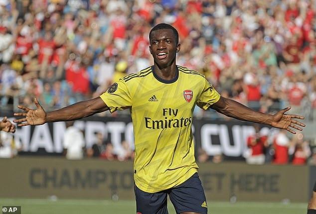 Arsenal thắng trận thứ 2 liên tiếp ở ICC 2019