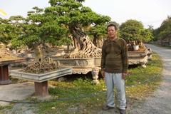 Đại gia Phiến 'cá' tiết lộ điều đáng buồn về cây cảnh ngoại tiền tỷ