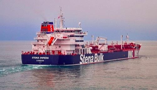 tàu chở dầu,video,Iran bắt tàu,căng thẳng Iran