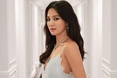 Bài phỏng vấn đầu tiên của Song Hye Kyo hậu ly hôn: 2 từ liên tục nhắc đến là gì?