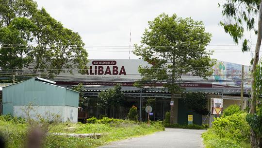 Dự án ma,Địa ốc Alibaba,Phân lô bán nền