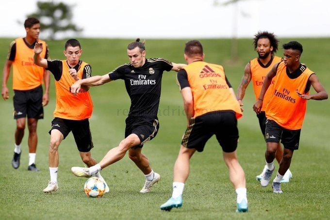 Zidane xác nhận Gareth Bale sắp biến khỏi Real