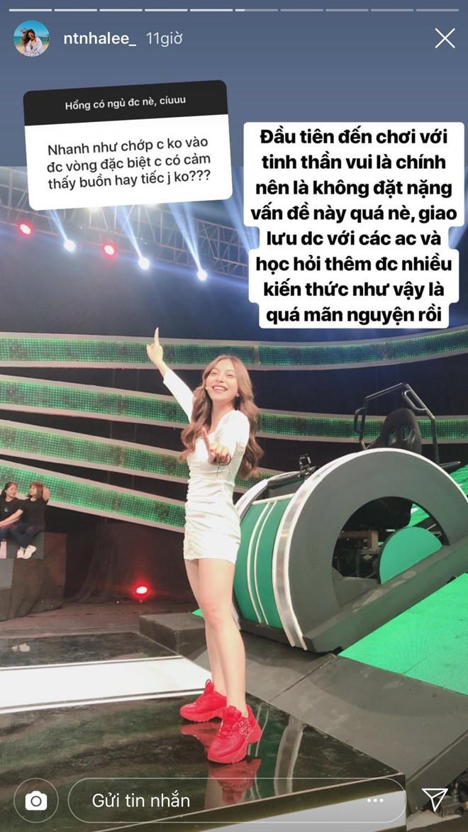 Bạn gái Quang Hải bị chê thiếu kiến thức cơ bản tại 'Nhanh như chớp'