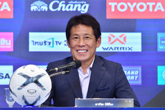 """Tân HLV trưởng Thái Lan: """"Tôi muốn thắng Việt Nam"""""""