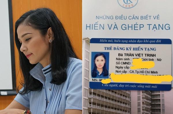 Sao Việt hiến tạng: Người muốn trả nợ đời, kẻ chuộc lỗi lầm quá khứ