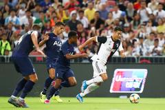 """Juventus 2-2 Tottenham: Ronaldo """"nổ súng"""" kịch tính (H2)"""