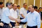 Thủ tướng chủ trì họp lần thứ 3 Tổ biên tập Tiểu ban KT-XH