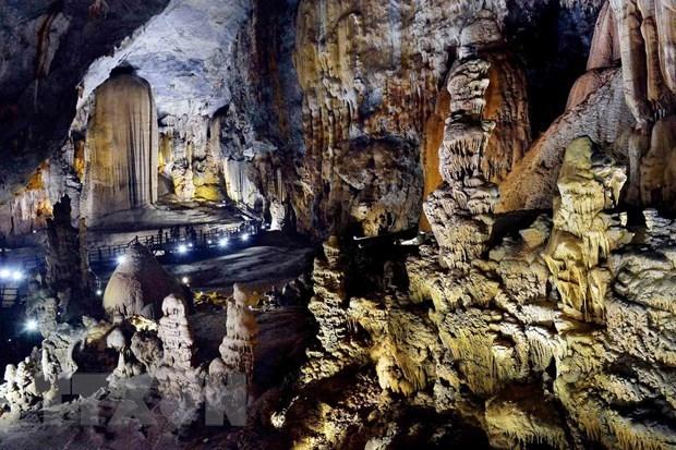 Vietnam's Thien Duong Cave sets Asian record for unique stalactites, stalagmites