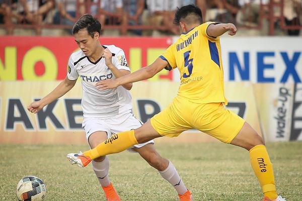"""Vòng 17 V-League: Hà Nội giải hạn, HAGL có """"phao"""" cứu sinh"""