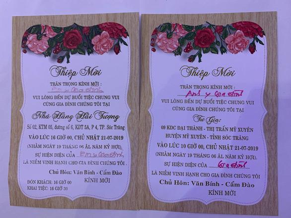 Đám cưới con Trưởng đoàn ĐBQH Sóc Trăng tổ chức 3 ngày, 4 tiệc