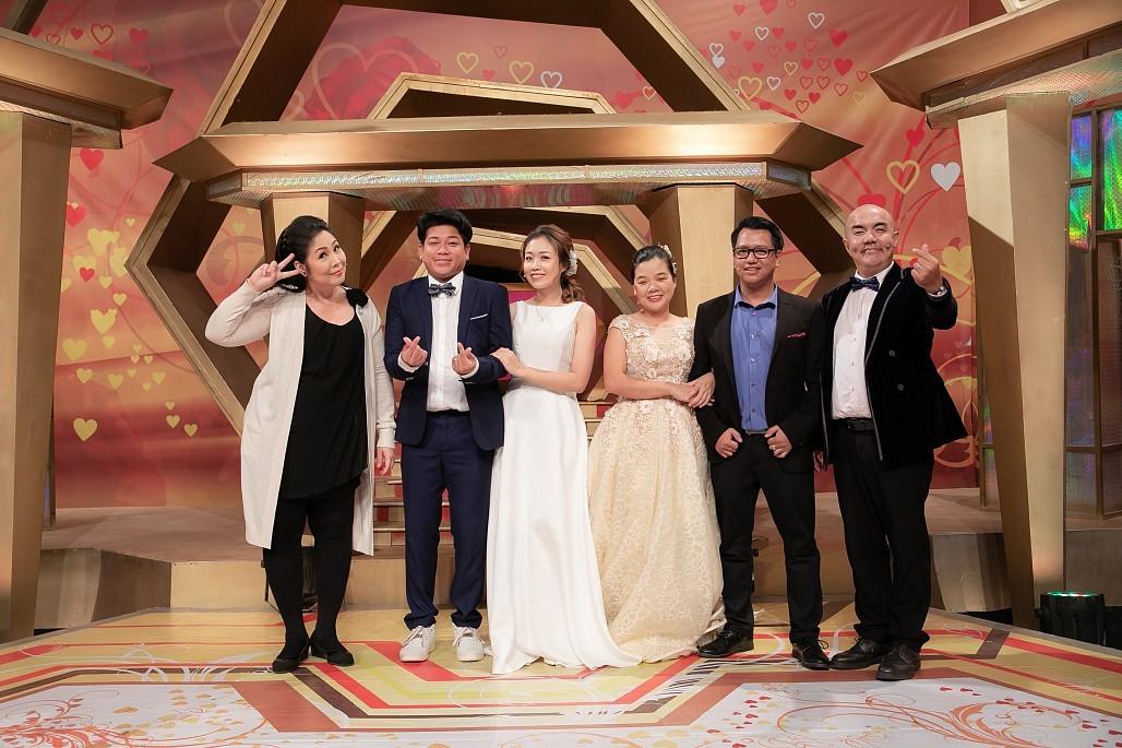 Game show,Vợ chồng son,MC Hồng Vân,MC Đức Thuận