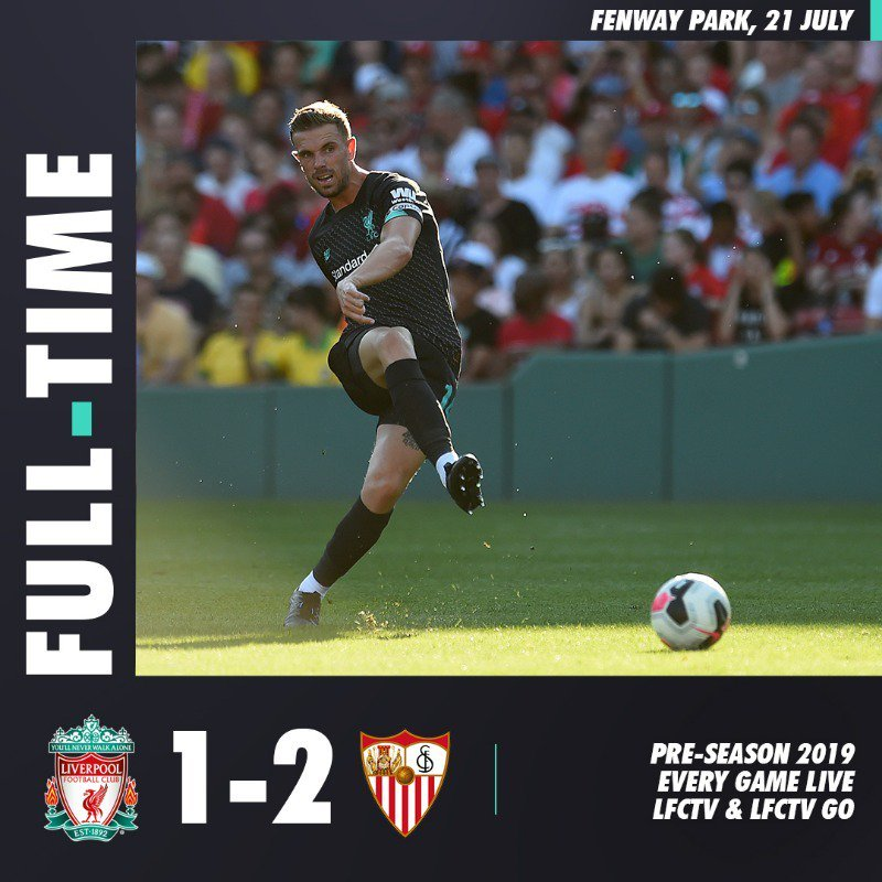Liverpool,Sevilla