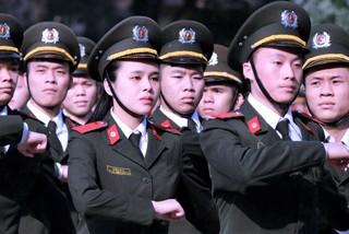 Học viện An ninh nhân dân công bố điểm sàn xét tuyển