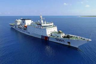 Chiến lược biển: Tỉnh táo với các hành động dưới ngưỡng chiến tranh