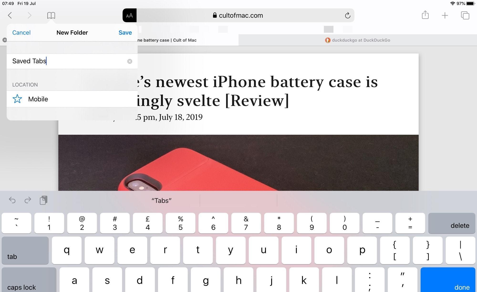 iPhone,iPad,iOS 13,iPadOS 13,thủ thuật iPhone,thủ thuật iPad,Apple