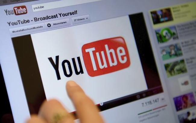 YouTube,quảng cáo trực tuyến,quảng cáo trên youtube