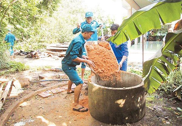 HCM City cracks down on groundwater exploitation