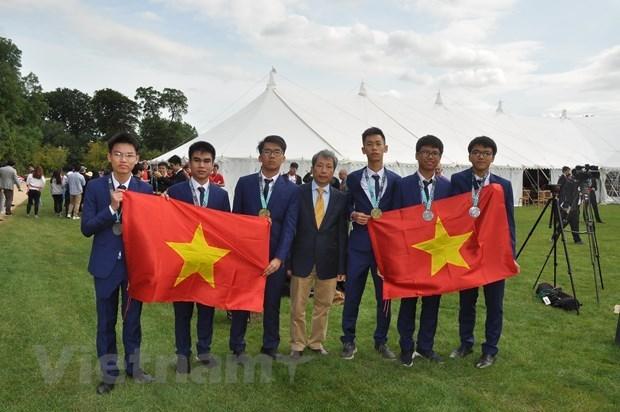 IMO,2019 International Mathematical Olympiad (IMO),Vietnam education,Vietnam students,Vietnam children,Vietnam education reform