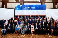 Vietnam hosts Bali Process Ad Hoc Group Senior Officials' Meeting