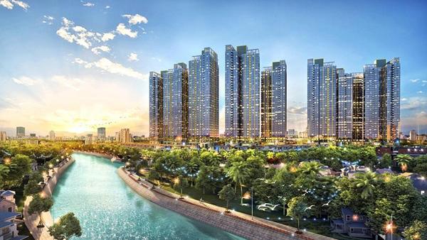 Sunshine City Sài Gòn: Nối dài 'đại lộ quốc tế' khu vực Nam Sài Gòn