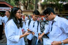 Đạt từ 20 điểm thí sinh có thể đăng ký vào Trường ĐH Dược Hà Nội