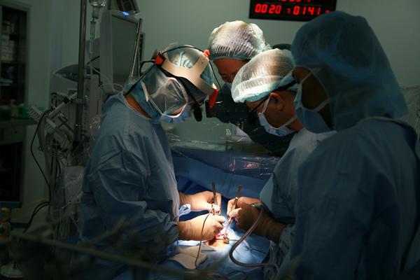 Điều trị tim mạch theo mô hình chuyên môn chuẩn Mỹ ở Vinmec