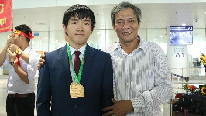 Olympic Toán học quốc tế,thi Olympic quốc tế