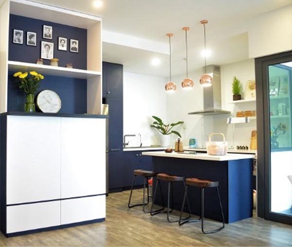 Tủ bếp Flexfit - bí quyết bếp núc của phụ nữ hiện đại