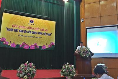 31 đơn vị đóng góp lớn cho đề án nâng cao giá trị thuốc Việt